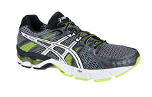 Asics Men's Gel-3030 titanium white neon yellow